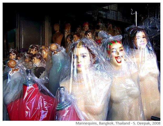 Mannequins, Bangkok, Thailand - S. Deepak, 2008