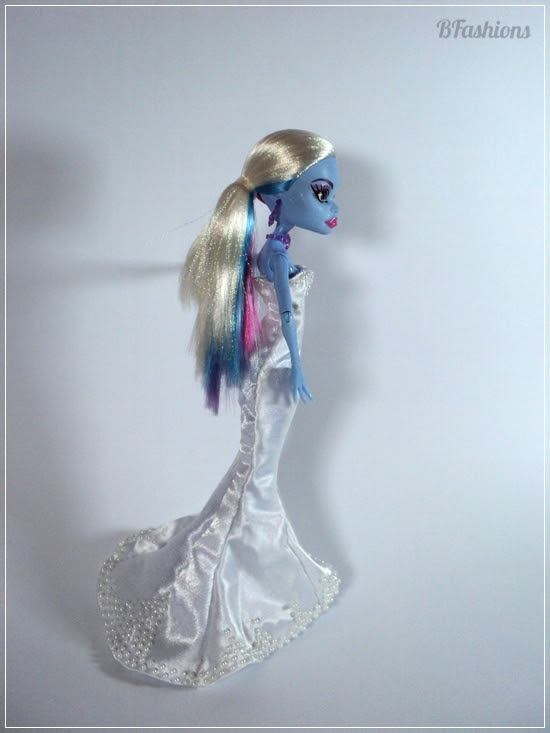 Suknia Syrena Monster High