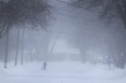 Polar Vortex to Grip Midwest With Most Extreme Cold in a Generation