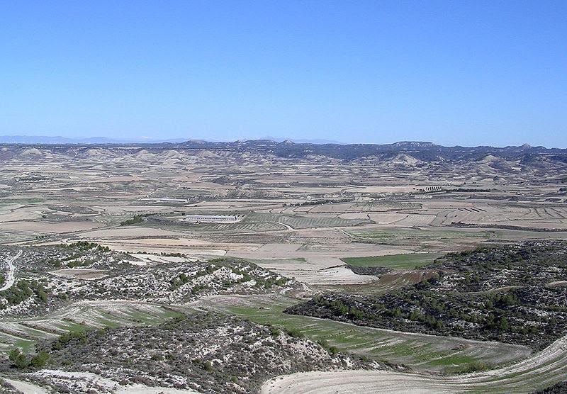 File:Vista de los Monegros (Leciñena).jpg