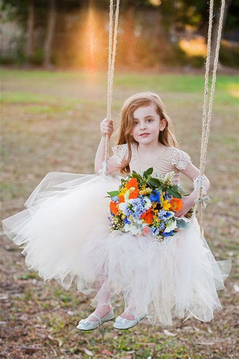 60 Sweet Flower Girl Dresses   Deer Pearl Flowers   Part 2