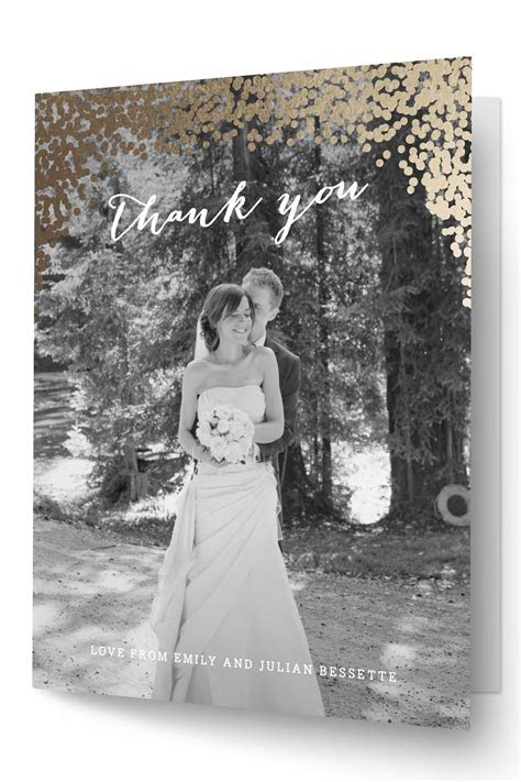 A Word of Thanks   Wedding and Weddings
