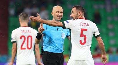 Sport24: Карасёва рассматривают в качестве главного арбитра на матч за Суперкубок УЕФА
