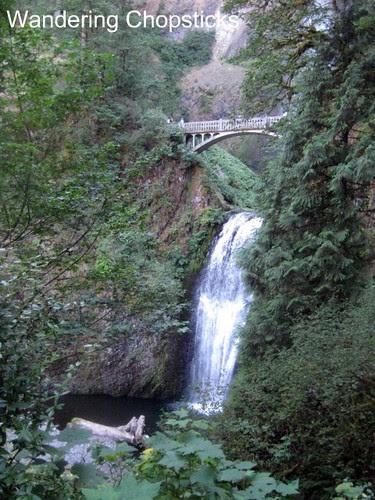 Day 4.3 Multnomah Falls - Columbia River Gorge - Oregon 7