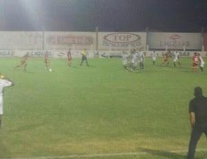Corintians-RN x Globo, Marizão, Campeonato Potiguar (Foto: Antonio Netto)