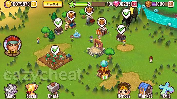 Adventure Town v0.10.2 Cheats