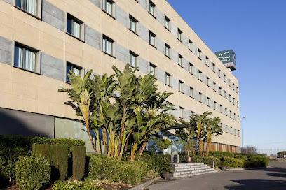 Localización de AC Hotel Sevilla Forum
