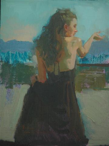 Bella Donna - 12x9