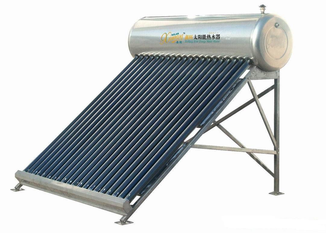 Solar home heater