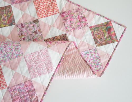 Hamptons Getaway Quilt Pattern