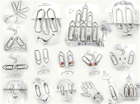 drawings transform everyday objects  quirky