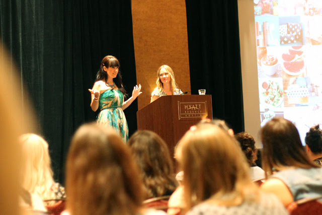TxSC Texas Style Council 2013 in Austin Texas - Elsie and Emma from A Beautiful Mess
