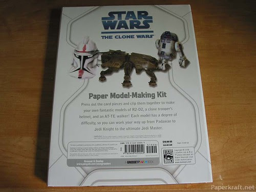 Star War Paper Model Kit 5