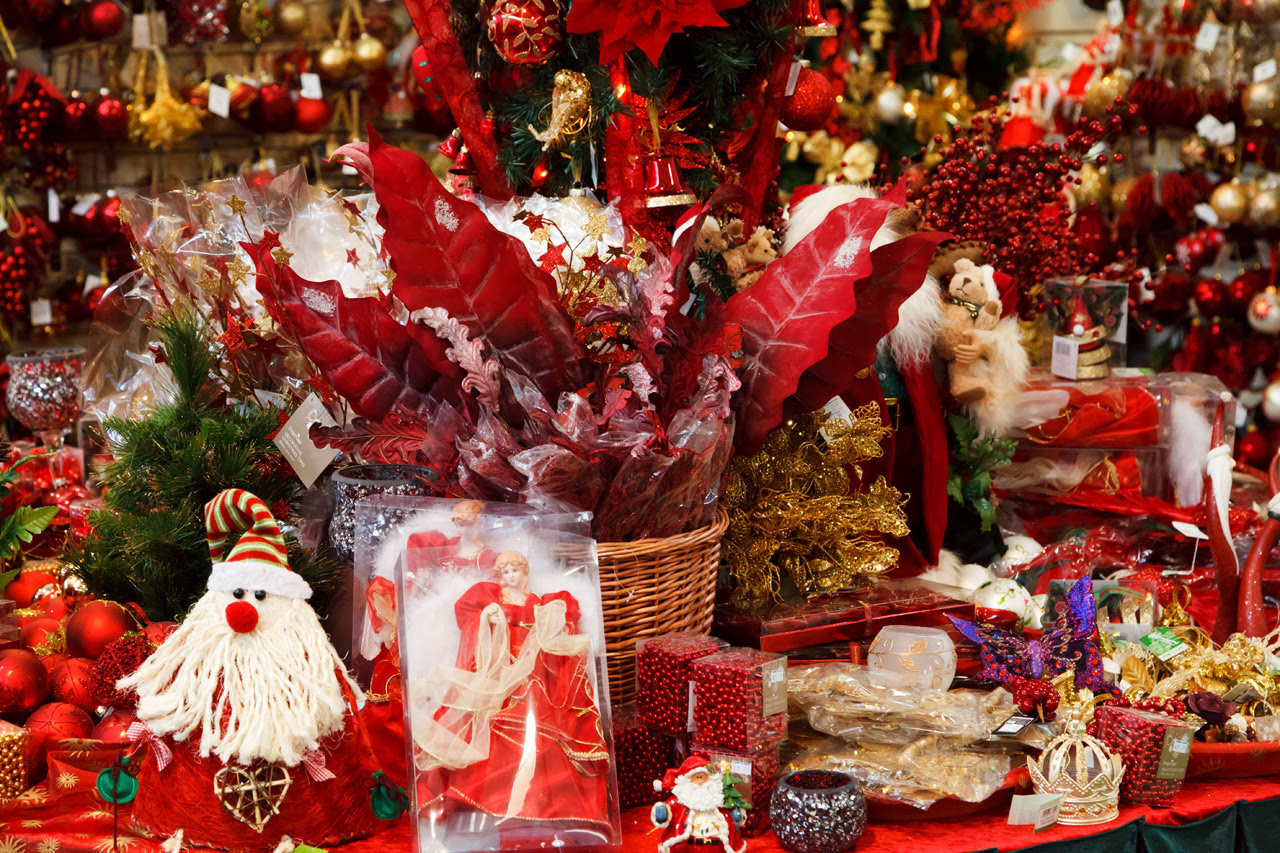 description christmas decoration for sale in a christmas shopjpg decorations store best places for holiday decoration shopping