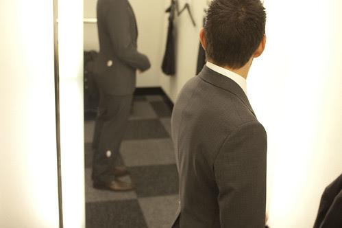d - suit shopping