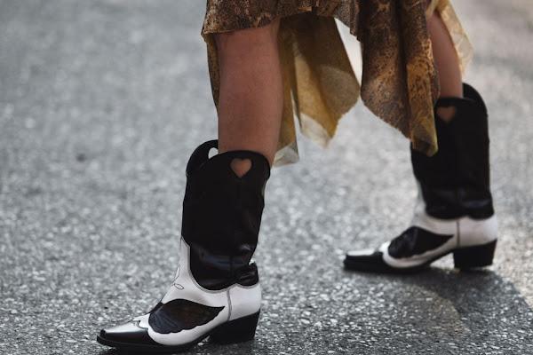 16051c07fa Tá na moda  vestido e saia com bota inspiram looks de inverno. Veja fotos!