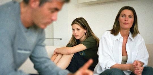 Resultado de imagen de padre ayuda adolescente
