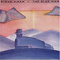 Steve Khan The Blue Man cover