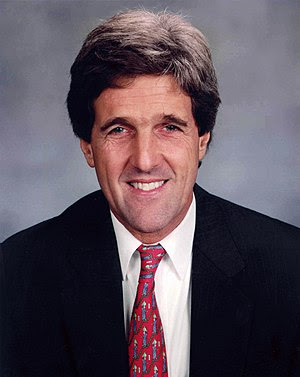 John Kerry, chair of the committee.