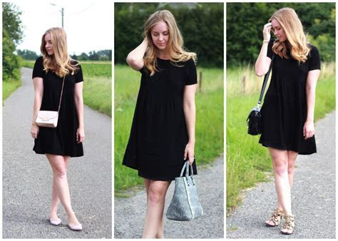 3 ways to wear a little black dress this summer   Axelle