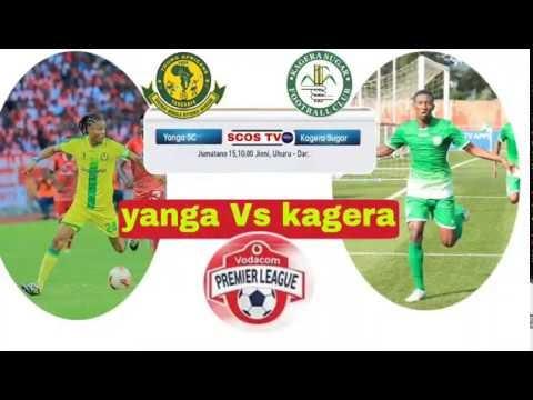 YANGA SC VS KAGERA SUGAR (LIVE)