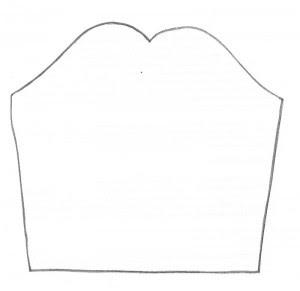 molde como fazer porta panetone eva presentar lembrancinha natal  (2)