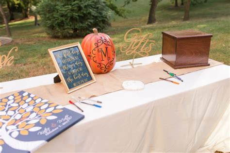 Fall Inspired Virginia Manor Wedding   United With Love