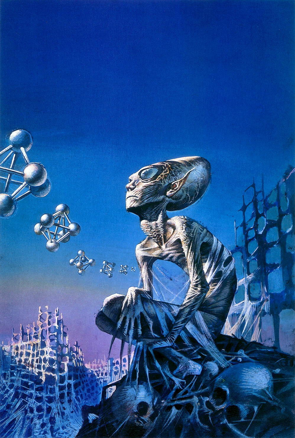 Bruce Pennington - Space Time And Nathaniel, 1970