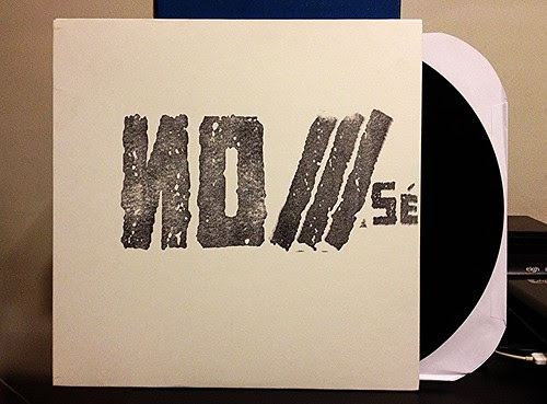 ИO​/​/​/​sé - S/T LP - Test Pressing (/10) by Tim PopKid