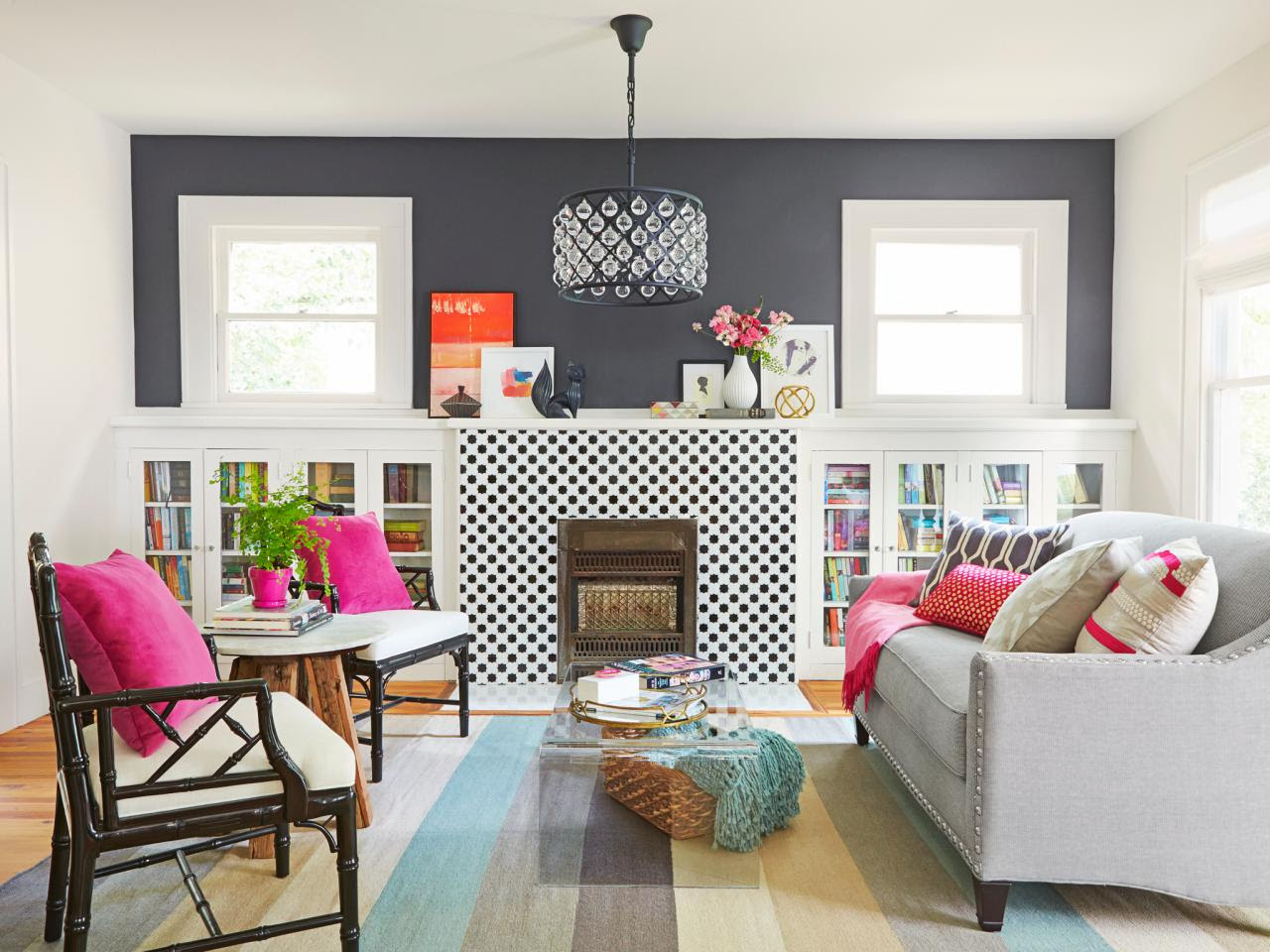 7 Low-Budget Living Room Updates | HGTV's Decorating