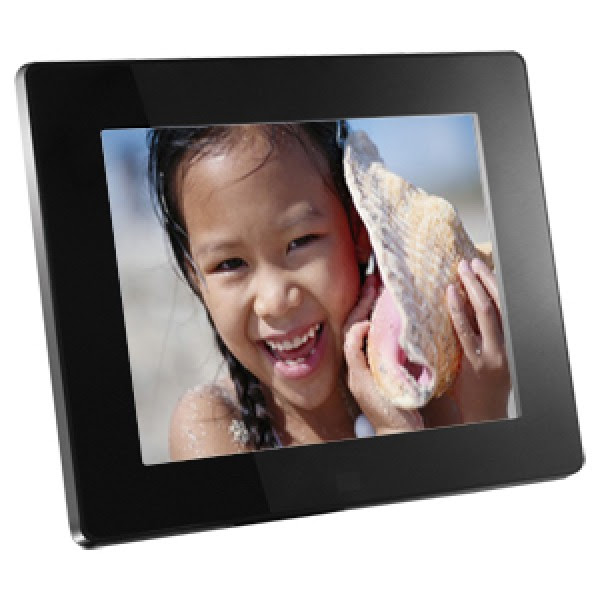Buy Aluratek 8 Inch Digital Photo Frame With 512mb Built In Memory