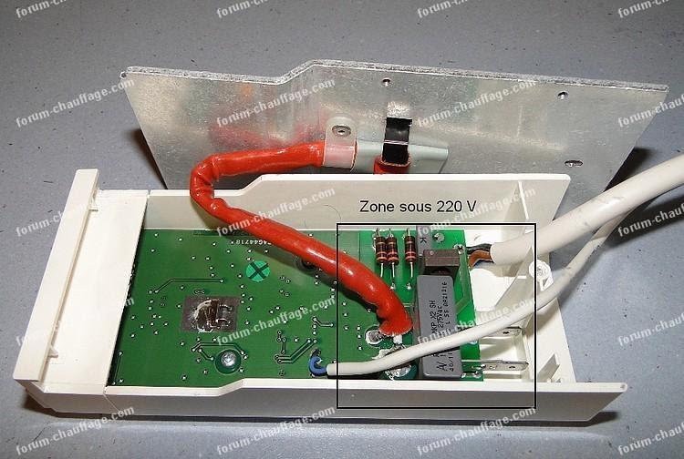 reparer thermostat radiateur electrique