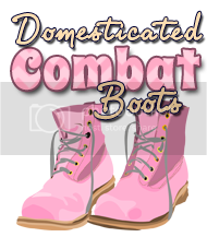 Domesticated Combat Boots