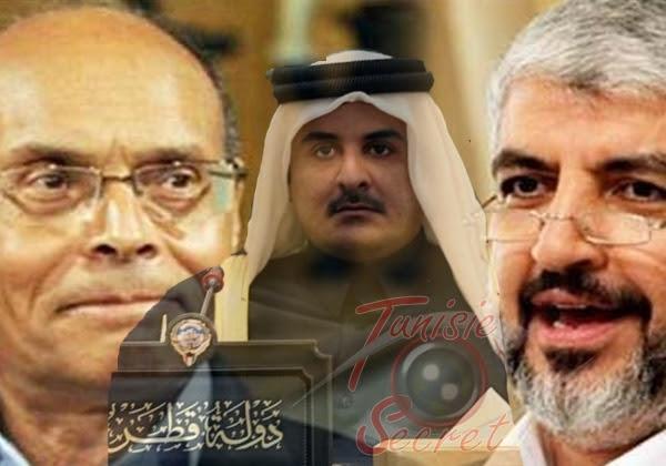 Selon l'ambassadeur palestinien en Tunisie Moncef Marzouki est un agent du Qatar et un mercenaire du Hamas