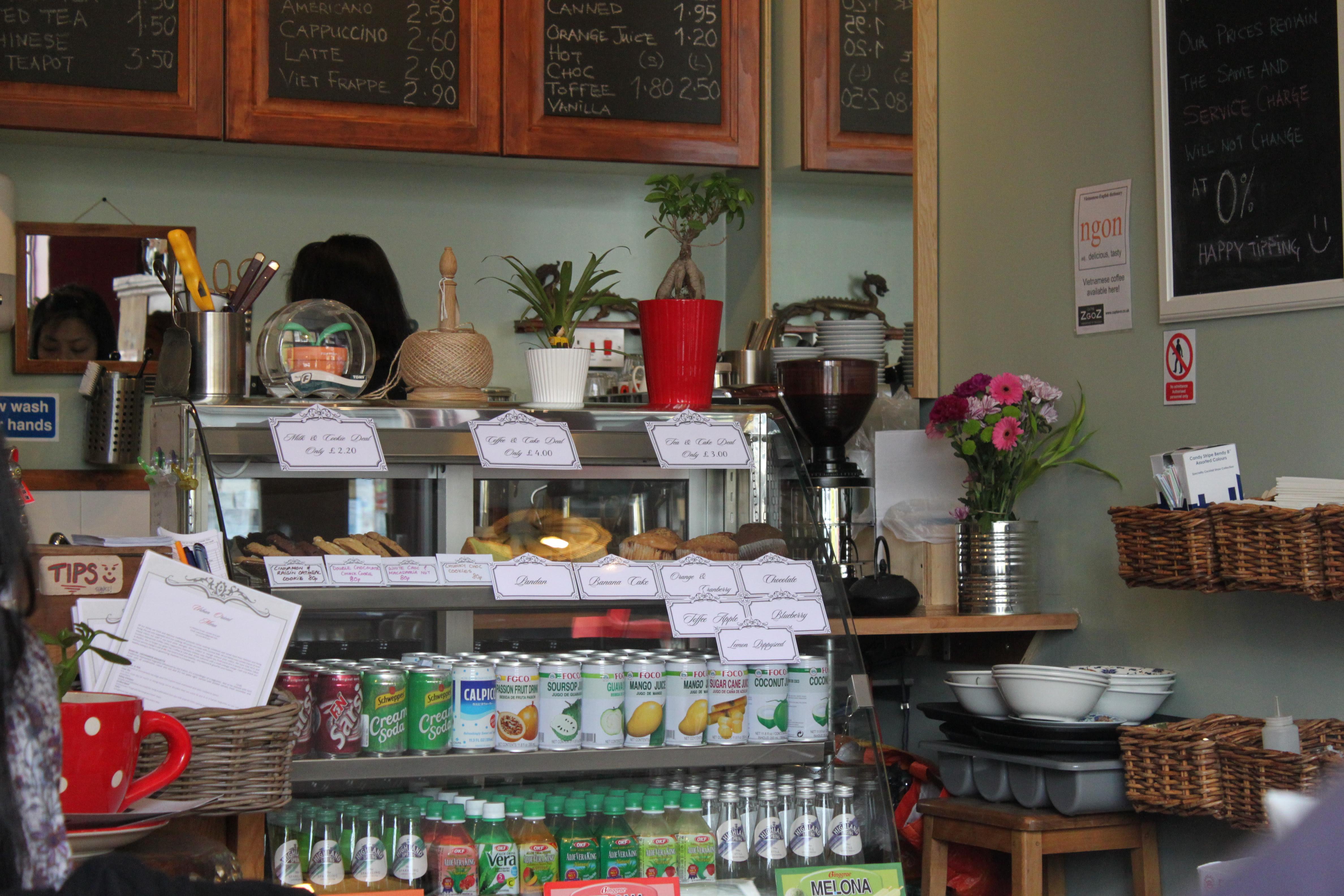 English tea house (:
