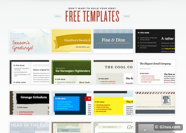 emailwear - Free Email Marketing Templates