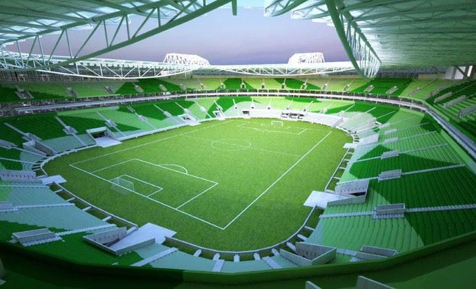 Arena Palmeiras Allianz Parque