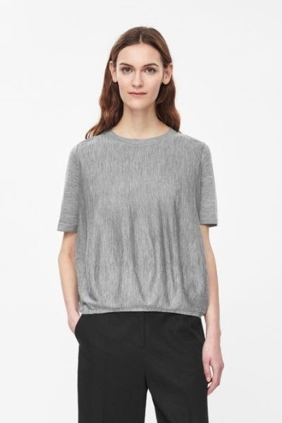 COS Merino Wool Top