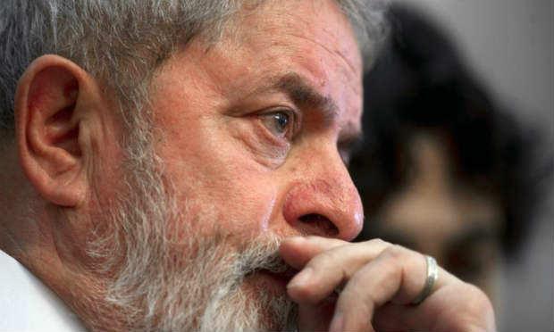 A sala-cofre no BB na Rua Líbero Badaró foi encontrada pela PF casualmente durante buscas na casa de Lula / Foto: AFP