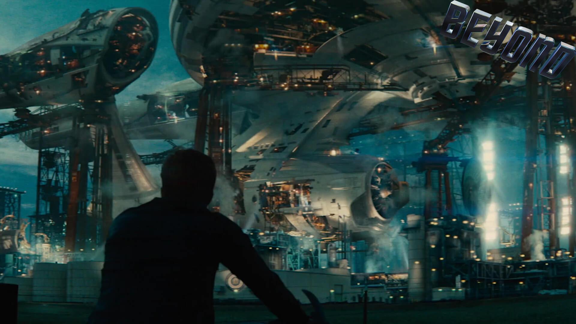 Star Trek Into Darkness Wallpaper V Star Trek Beyond Wallpaper