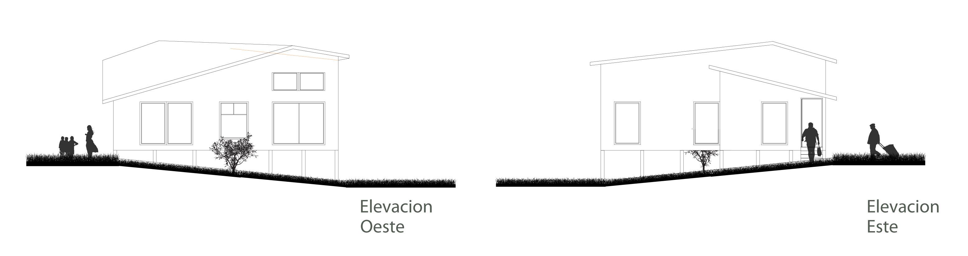 Casa Habitación Rural, Studio Fernanda Vuilleumier, arquitectura, casas