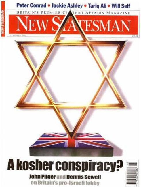 Couverture du New Statesman