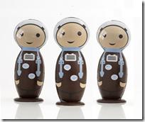 Chocolate Astronauts