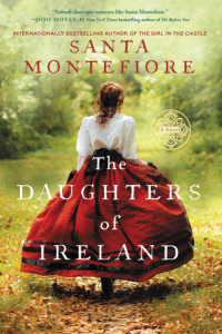 The Daughters of Ireland by Santa Montefiore - TLC Book Tour