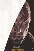 Star Trek Teaser Character Movie Posters - Eric Bana as Nero