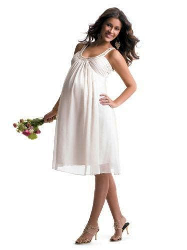 size maternity wedding dress ebay