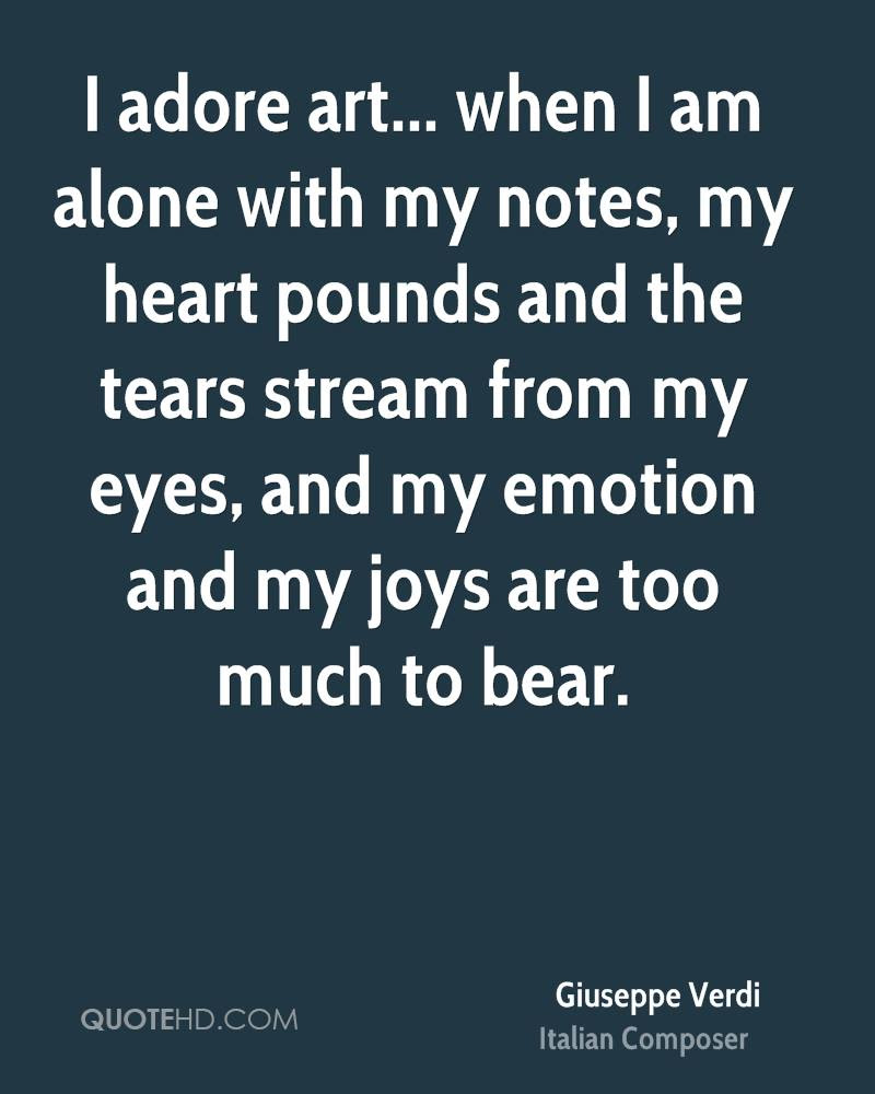 I Am Alone Quotes Page 1 Quotehd