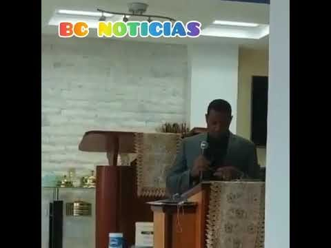 Vídeo: Así murió un pastor  Dominicano mientras predicaba el evangelio en  una iglesia en Puerto Rico