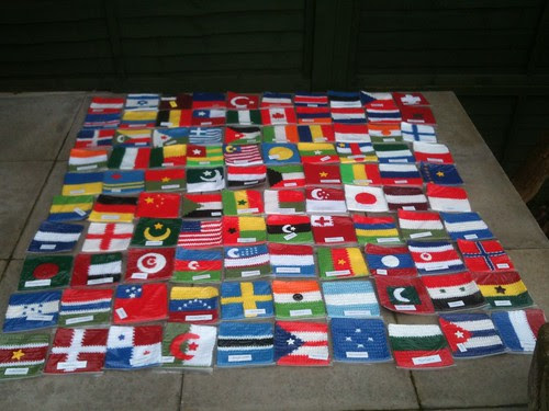 These Squares are amazing thank you so much for taking the time and trouble making them! I just love them!