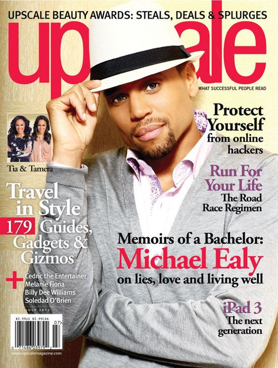 Upscale - July 2012, Michael Ealy